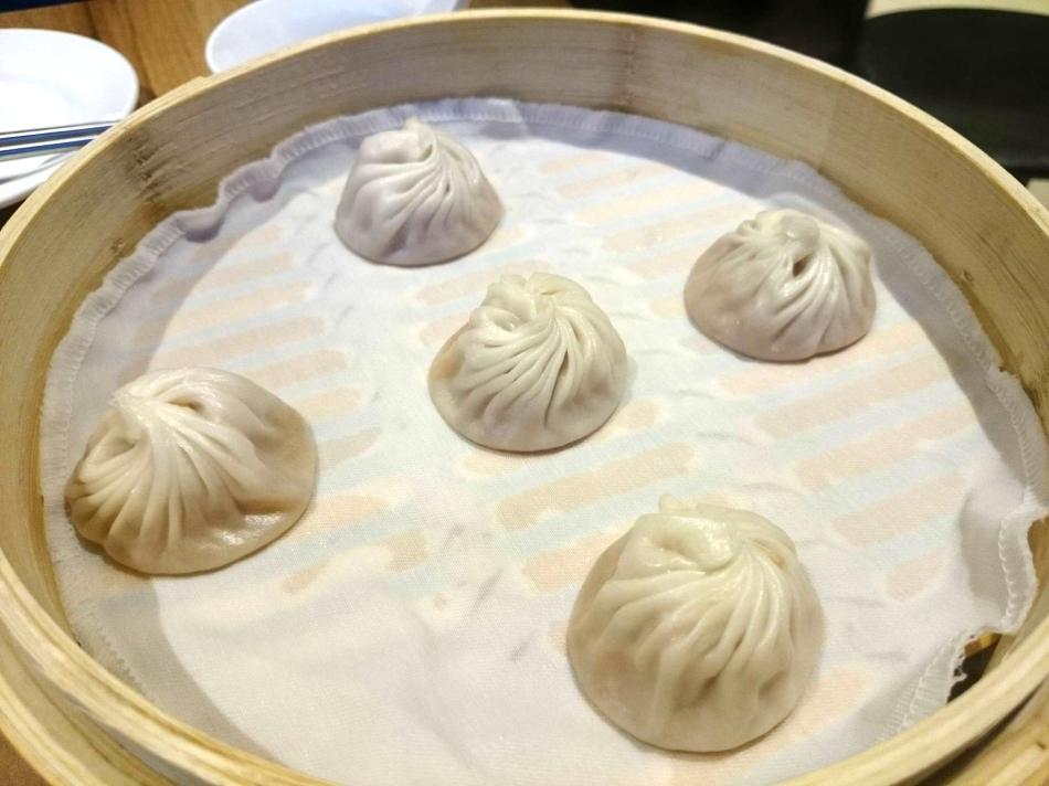 Din Tai Fung's Pork Xiao Long Bao