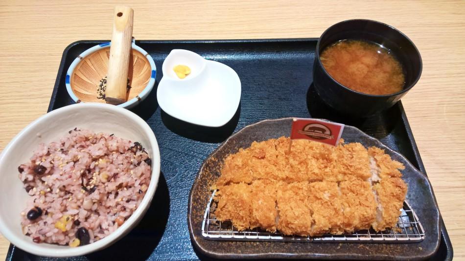 Katsu Sora's Iberico Pork Tonkatsu Set