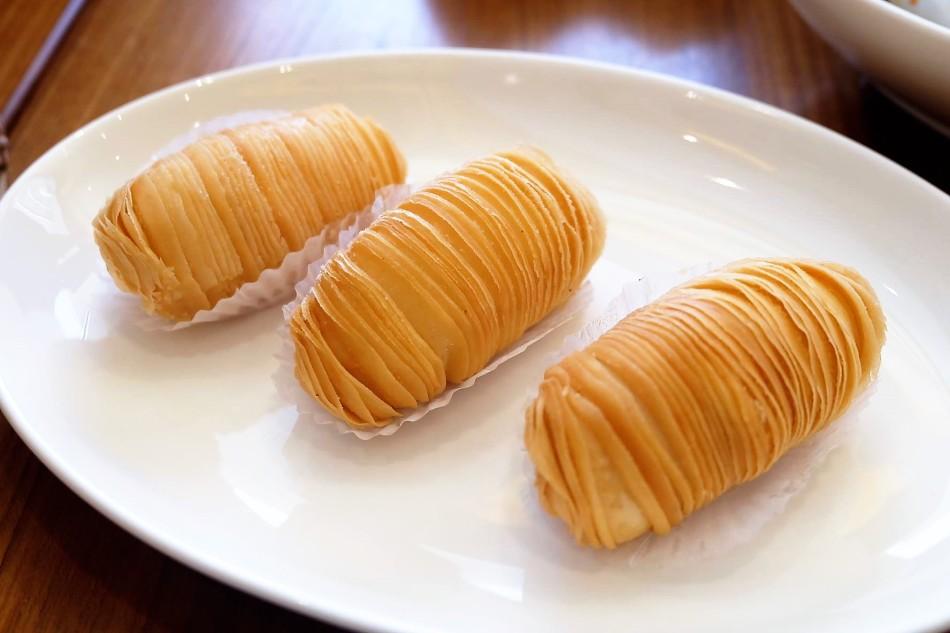 Paradise Dynasty Radish Pastry