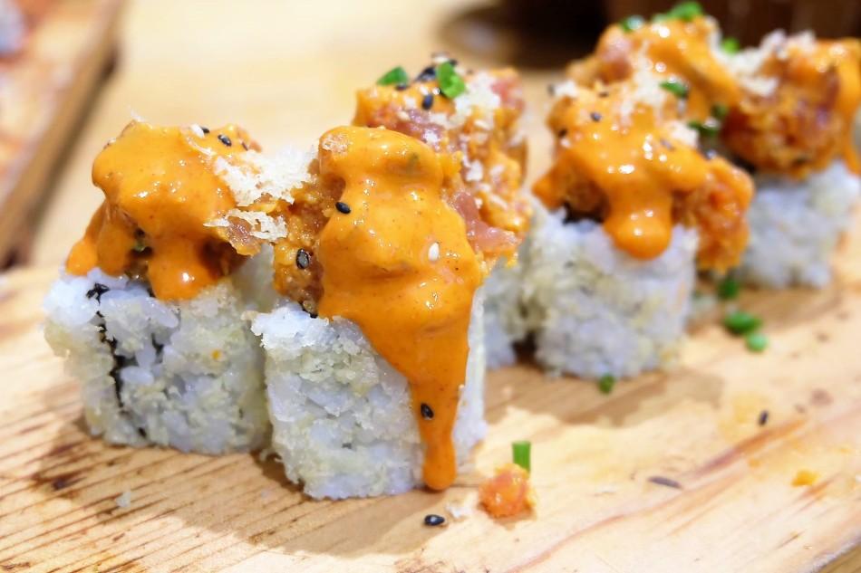 OOMA SM Megamall Spicy Tuna Maki