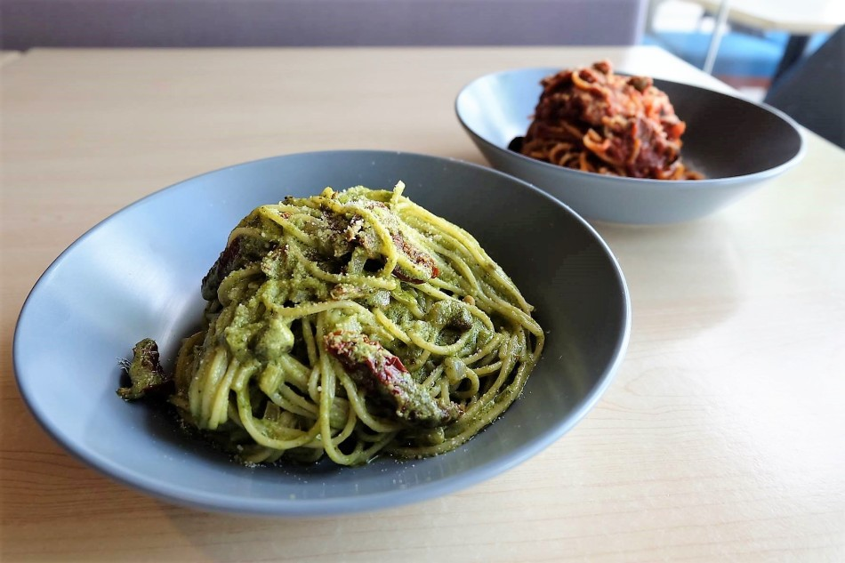 Pesto Splice Greenfield District