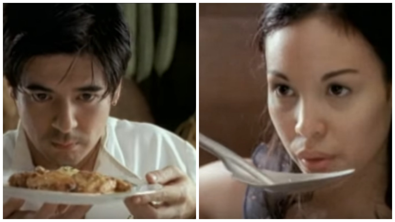 Pinoy Food Movie Of The Week Kailangan Kita 2002 Manila Food Crawl