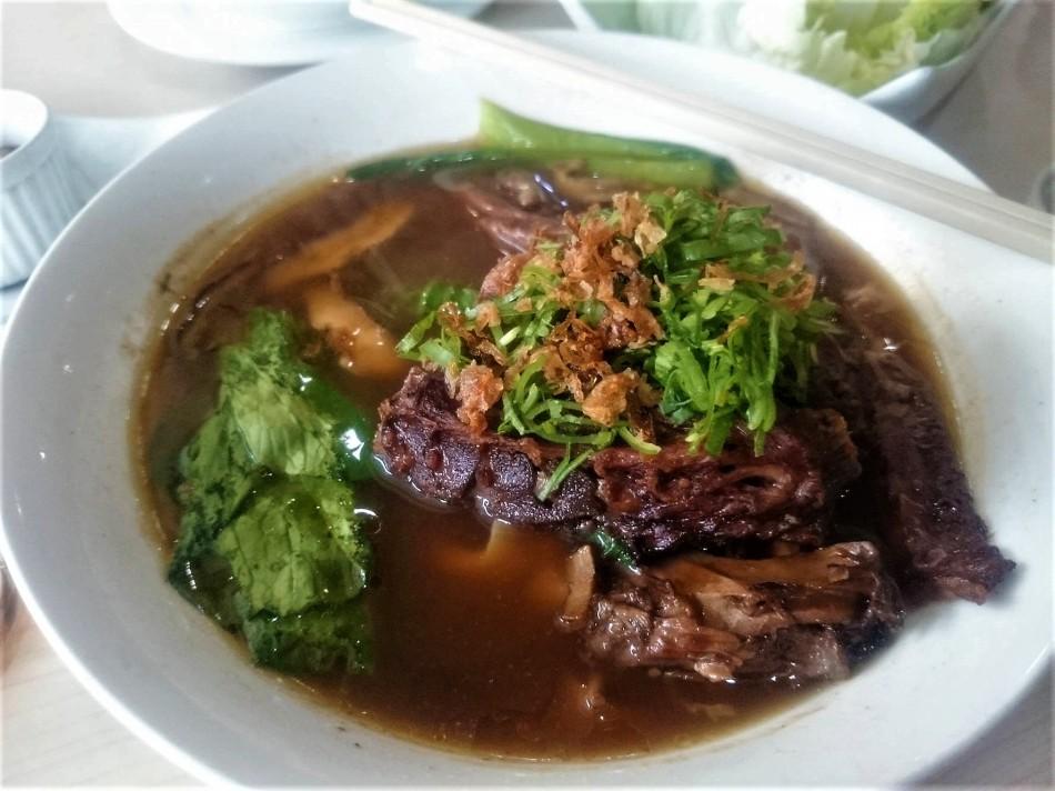 Tra Vinh Braised Duck Noodle Soup