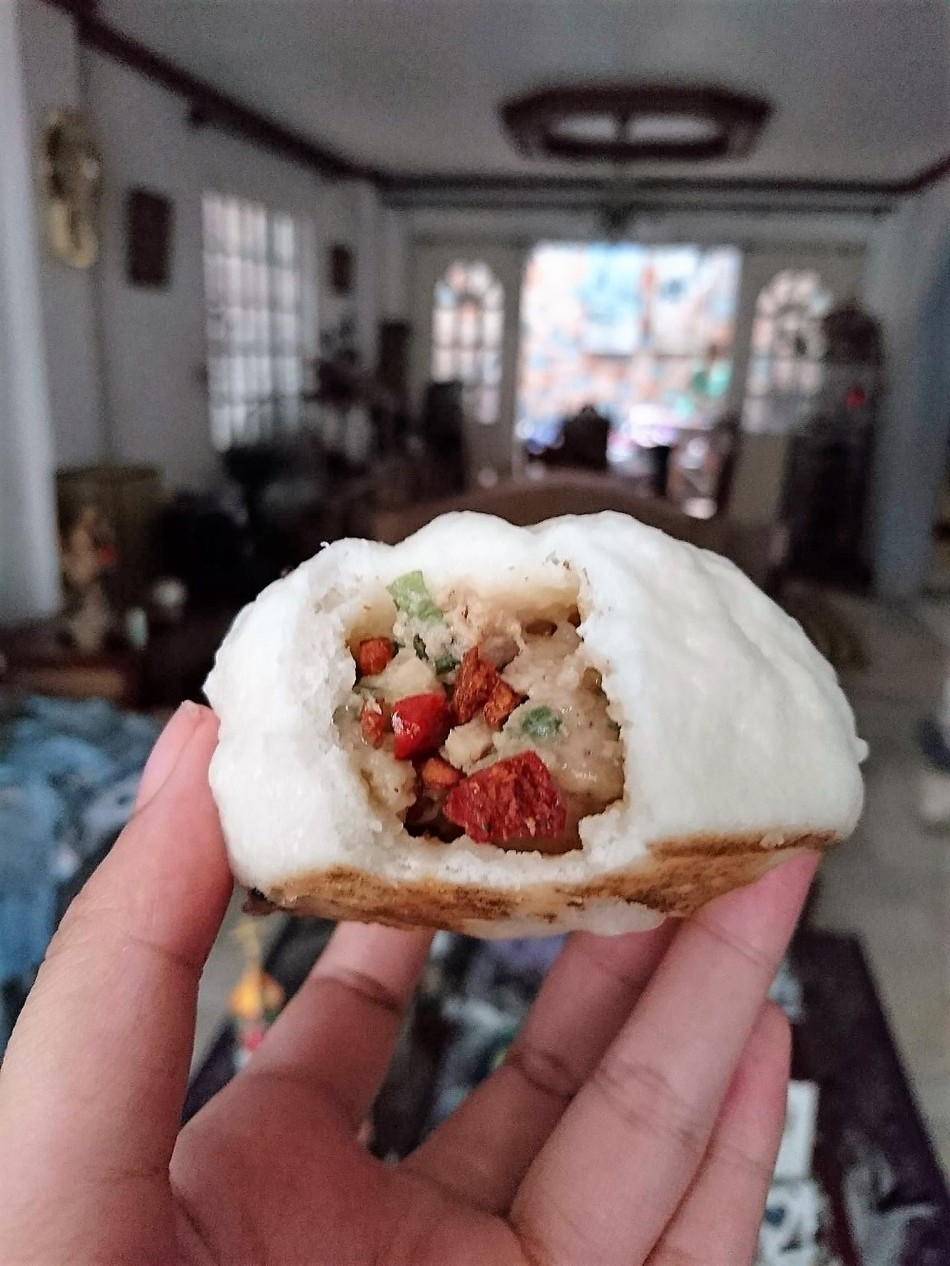 House of Bao with Chili Crunch